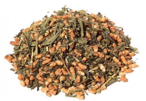 Genmaicha Organic green tea