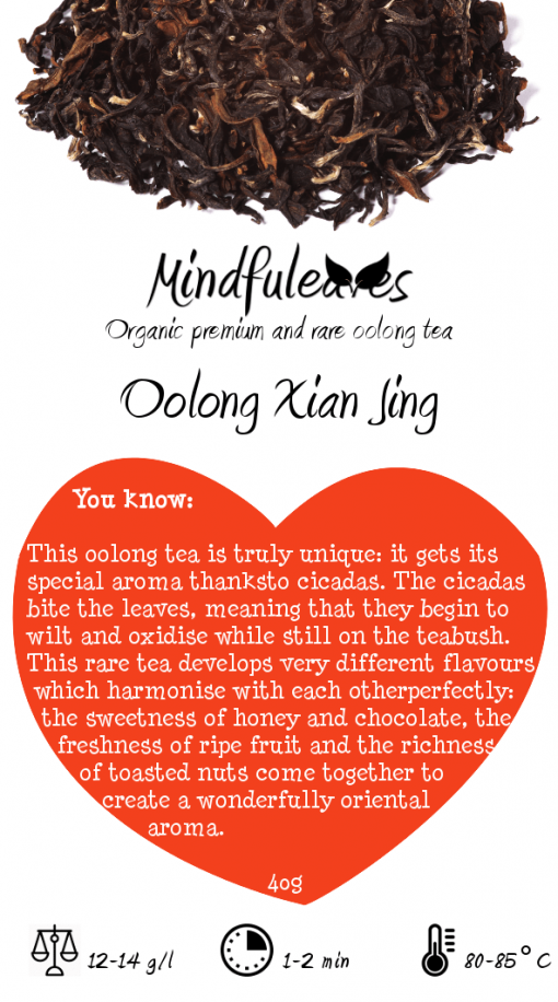 Oolong Xian Jing