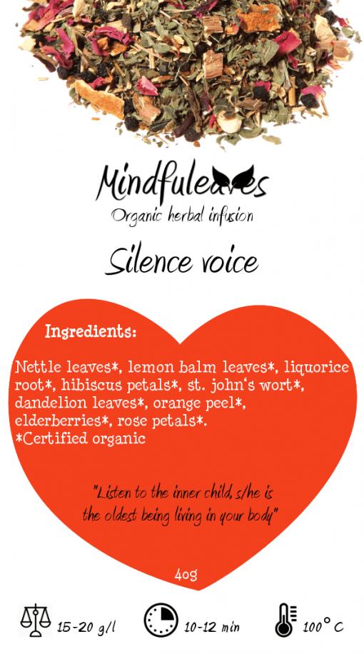 silence voice